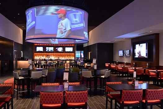 Pixelwix 360 screen install in Davenport Casino